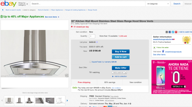 range_hood_ebay_listing